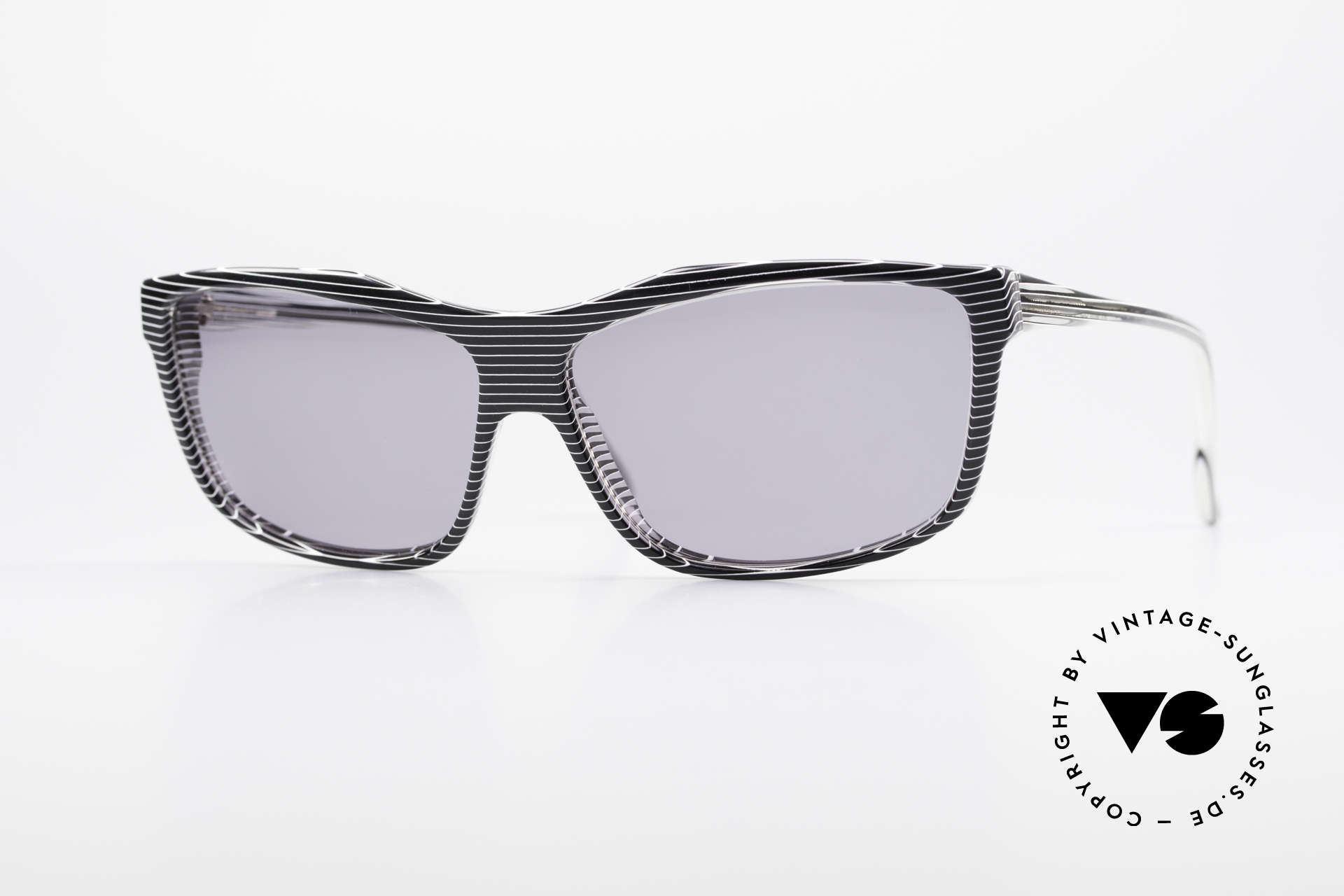 Alain Mikli 701 / 986 Rare 80s Designer Sunglasses, vintage ALAIN MIKLI designer sunglasses from 1988, Made for Women