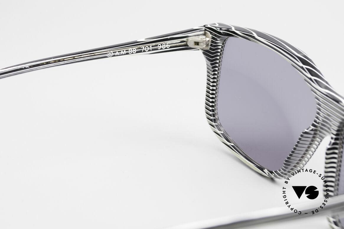 Alain Mikli 701 / 986 Rare 80s Designer Sunglasses