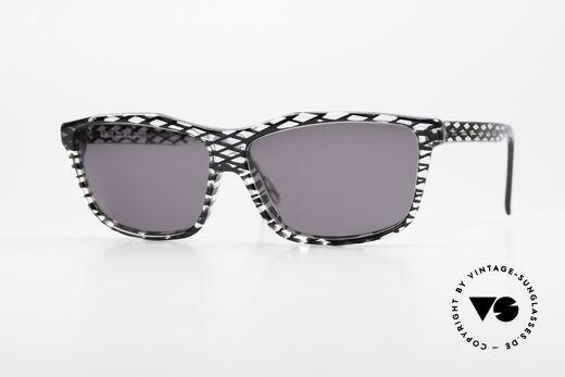 Alain Mikli 701 / 280 Designer Sunglasses Ladies Details