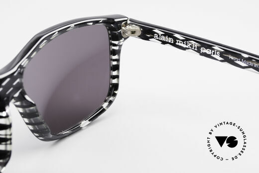Alain Mikli 701 / 280 Designer Sunglasses Ladies, lenses could be replaced with prescriptions, if needed, Made for Women