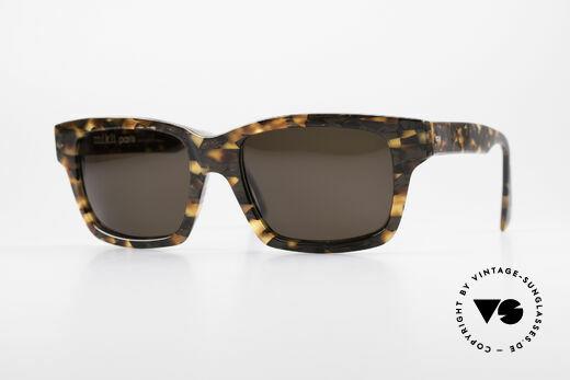 Alain Mikli 6103 / 620 Unisex Designer Sunglasses Details