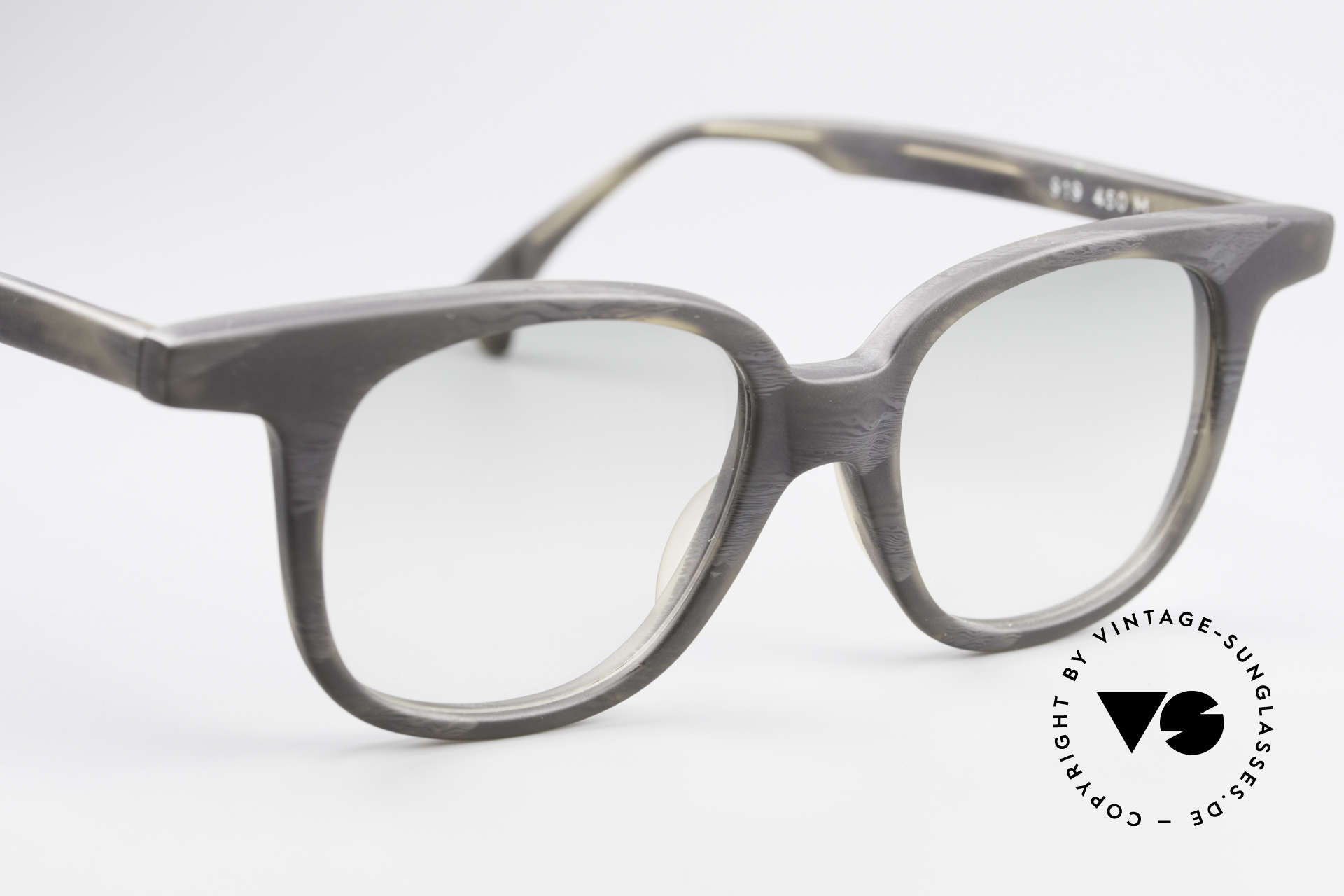 Alain Mikli 919 / 450 Square Panto Sunglasses, unworn, one of a kind (like all our vintage MIKLI), Made for Men and Women