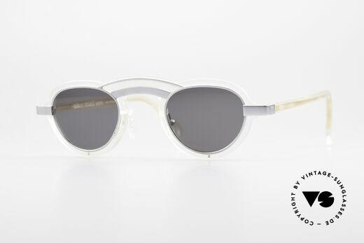Alain Mikli 5107 / 0506 80's Designer Sunglasses Details