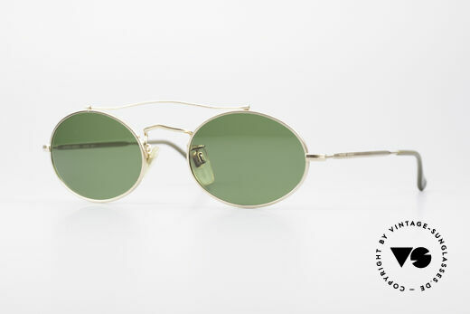 Giorgio Armani 115 90's Designer Sunglasses Details