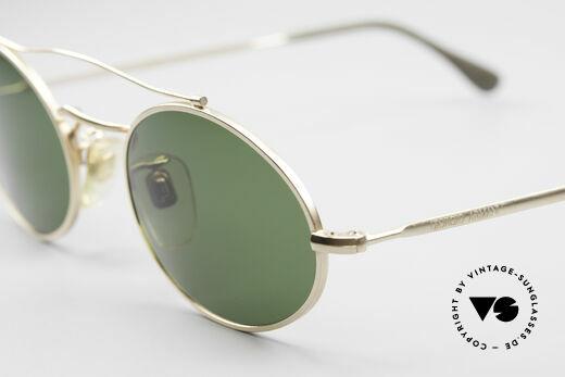 Giorgio Armani 115 90's Designer Sunglasses