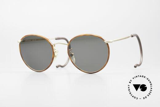Giorgio Armani 104 Sports 90's Panto Sunglasses Details