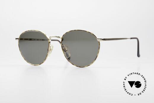 Giorgio Armani 166 Panto Sunglasses Gentlemen Details