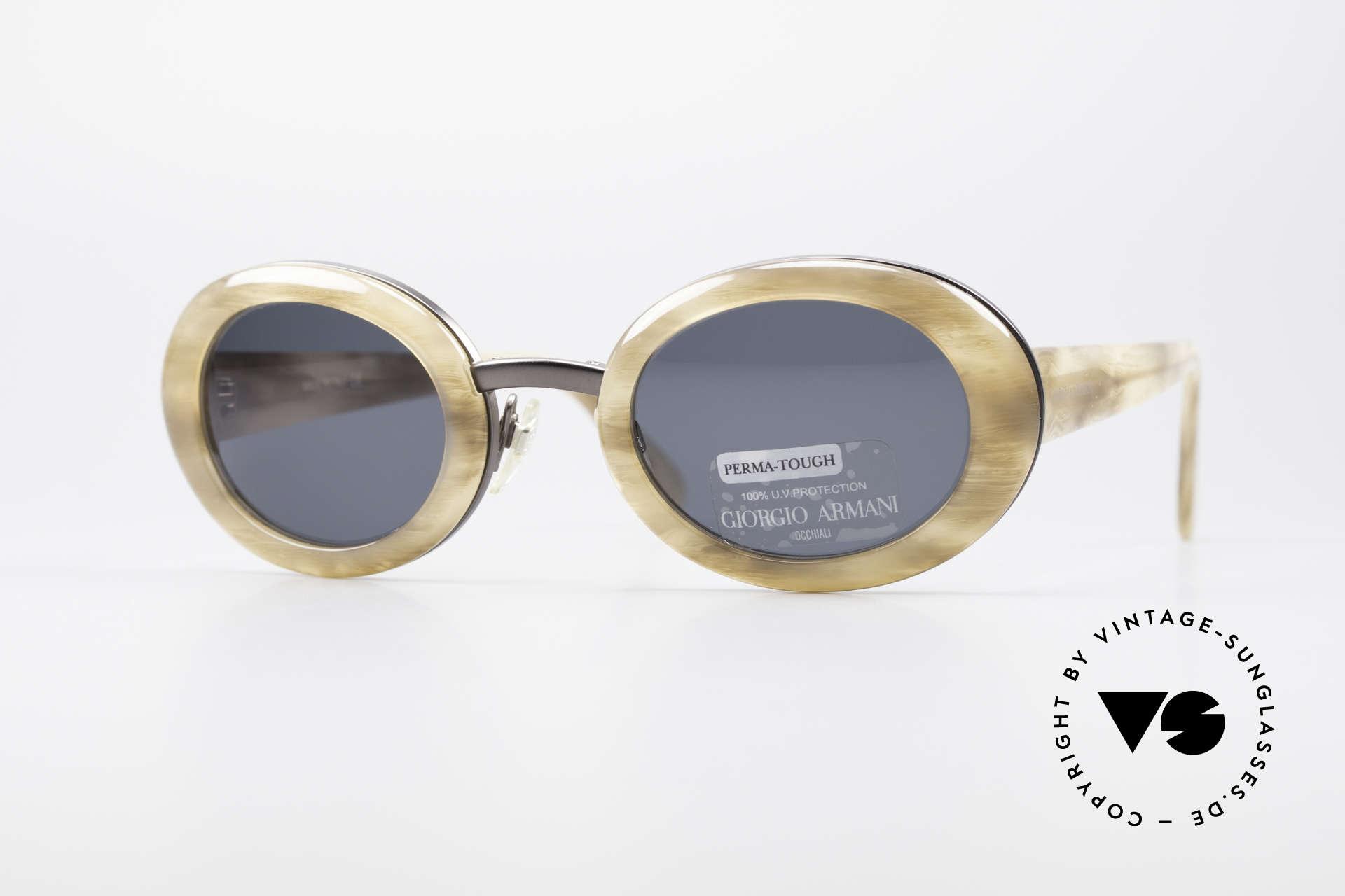 Giorgio Armani 945 90's Designer Shades Ladies, extraordinary designer sunglasses by GIORGIO Armani, Made for Women