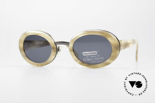 Giorgio Armani 945 90's Designer Shades Ladies Details