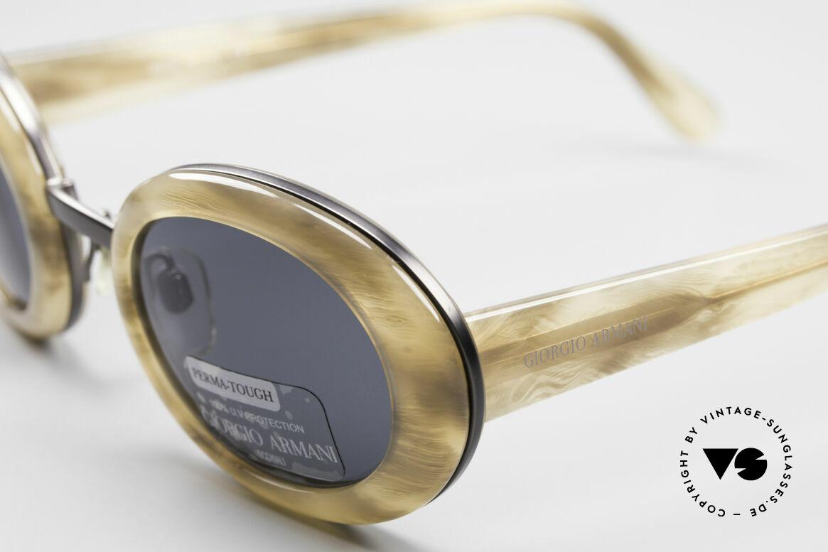 Giorgio Armani 945 90's Designer Shades Ladies, never worn (like all our vintage Giorgio Armani shades), Made for Women