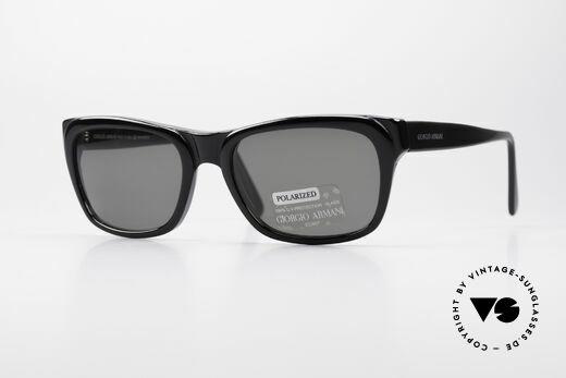 Giorgio Armani 846 90's Designer Shades Polarized Details