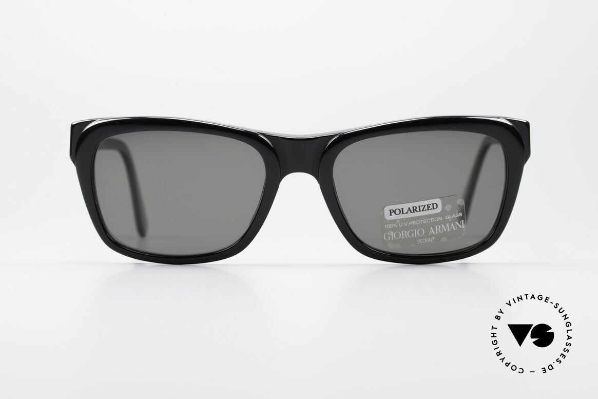 Giorgio Armani 846 90's Designer Shades Polarized, timeless design and coloring; with POLARIZED lenses!, Made for Men and Women