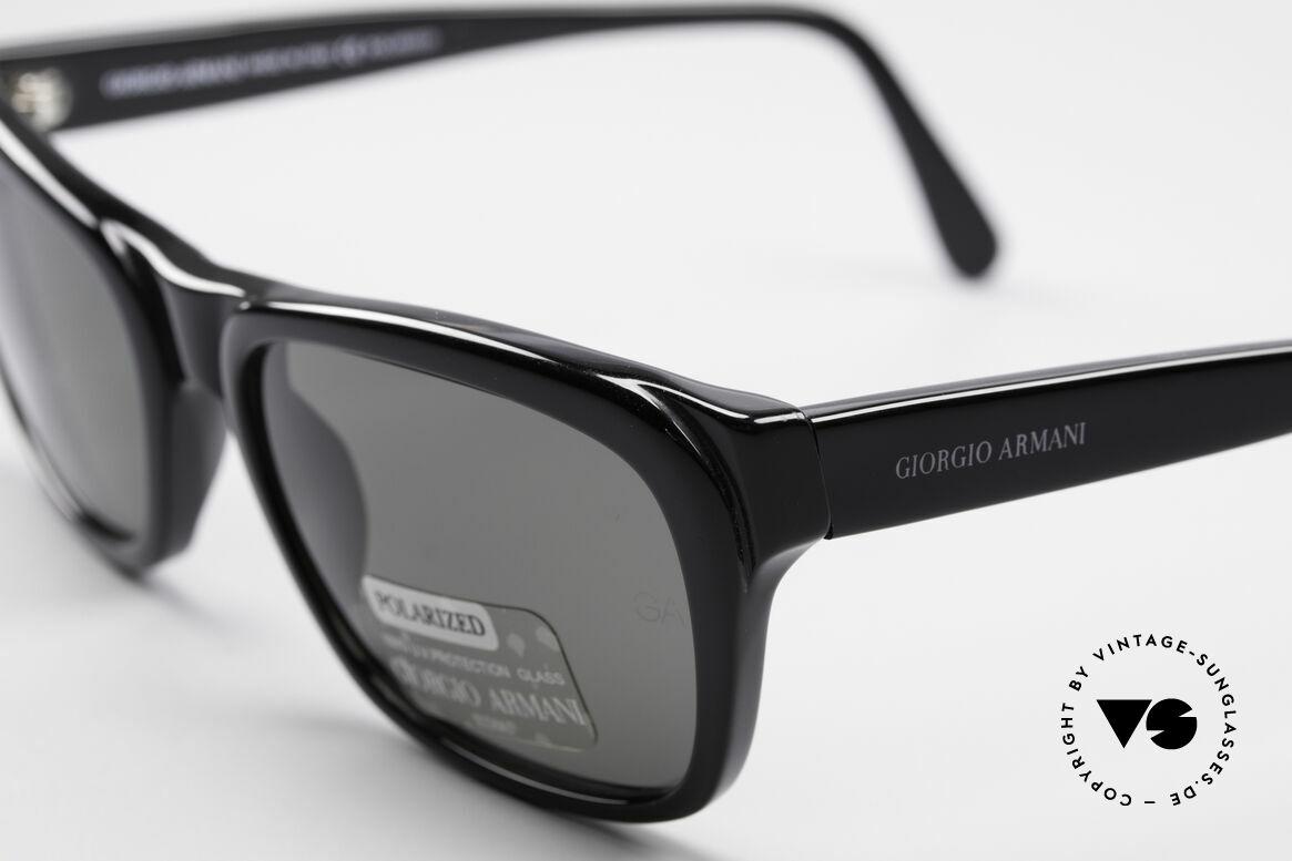 Giorgio Armani 846 90's Designer Shades Polarized, never worn (like all our vintage GIORGIO Armani shades), Made for Men and Women