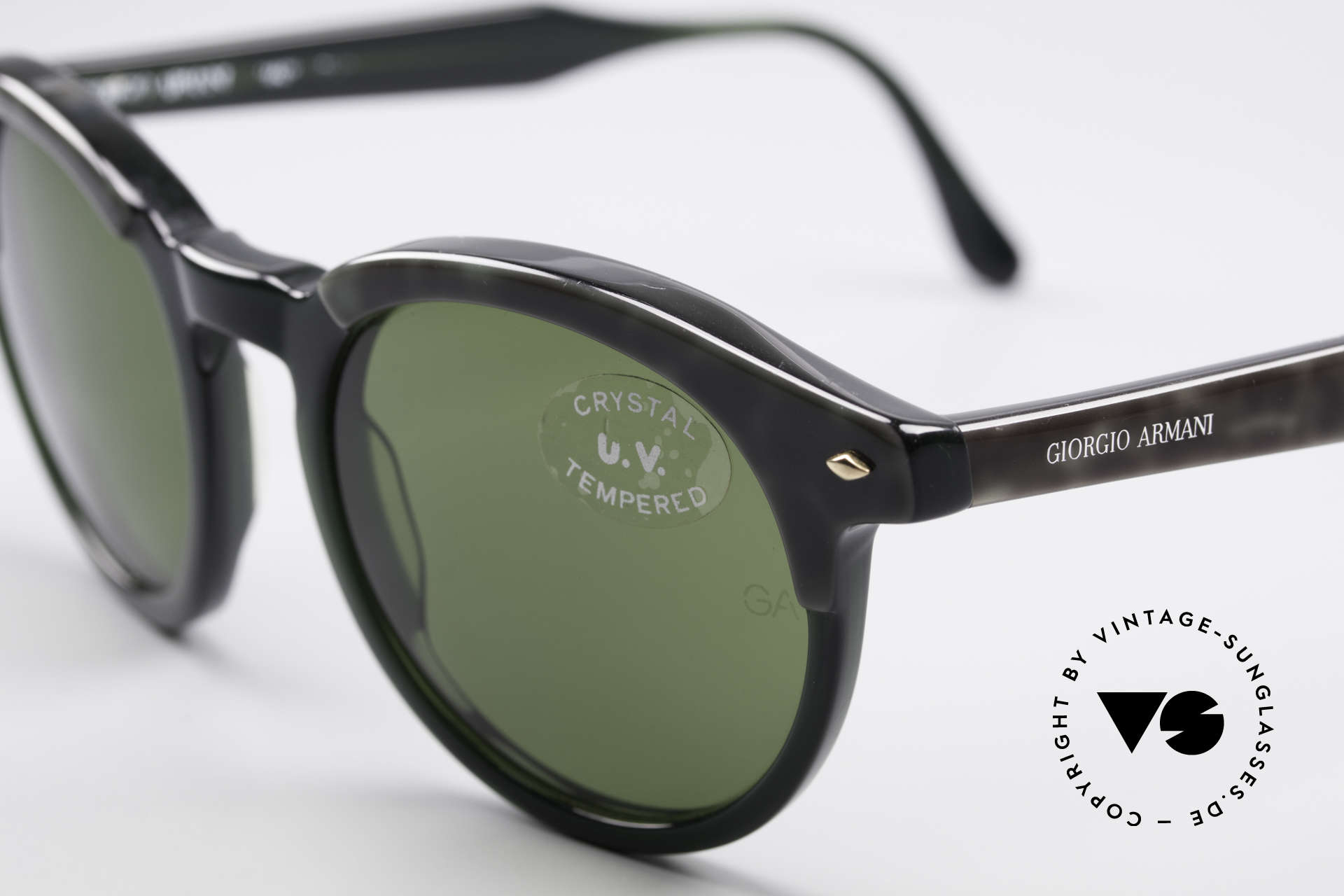 Giorgio Armani 901 Johnny Depp Sunglasses, actor Johnny Depp made this style popular, in these days, Made for Men