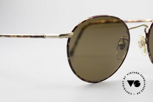 Giorgio Armani 639 No Retro Panto Sunglasses, NO RETRO SHADES, but an app. 25 years old ORIGINAL, Made for Men and Women