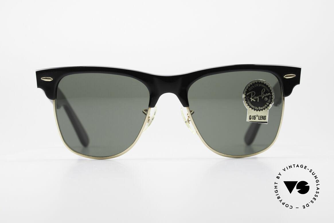 Ray Ban Wayfarer Max II B&L USA XLarge Sunglasses