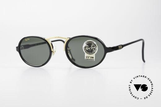 22453c58e4e Ray Ban Cheyenne Style III B L USA Sunglasses Oval Details