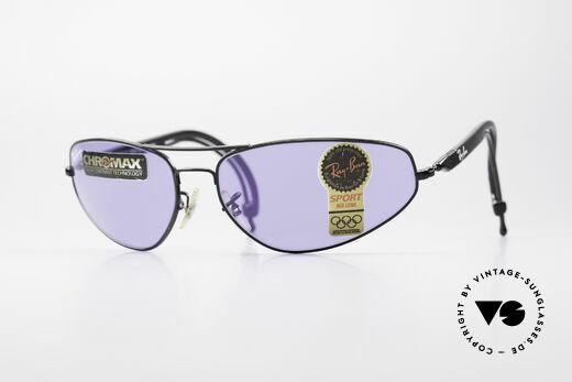 Ray Ban Sport Series 3 ACE Chromax B&L Sun Lenses Details