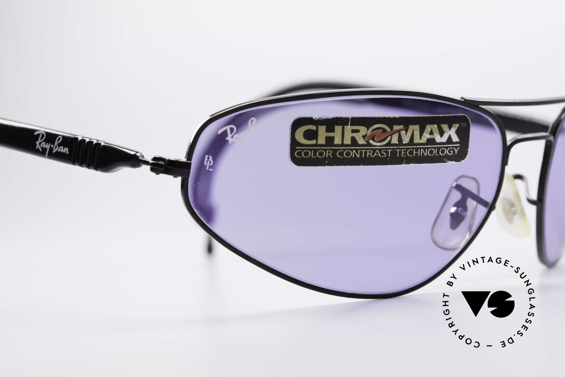 Ray Ban Sport Series 3 ACE Chromax B&L Sun Lenses, orig. name: RB Sport Series III, W1739, ACE, 67mm, Made for Men