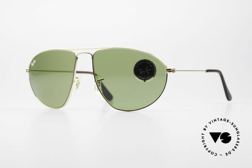 Ray Ban Fashion Metal 2 Extraordinary Aviator Shades Details