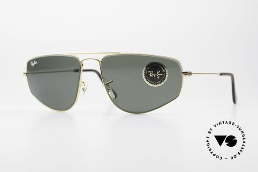 Ray Ban Fashion Metal 3 Extraordinary Aviator Frame Details