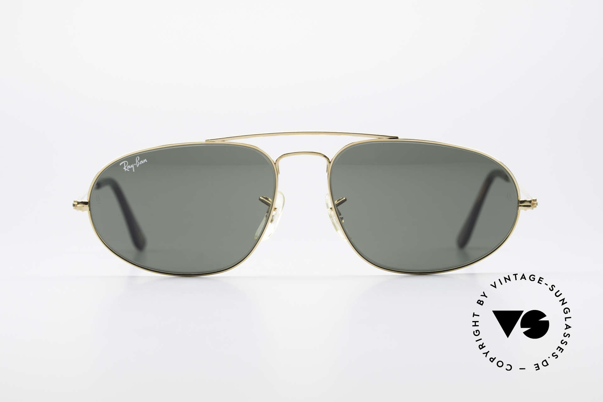 Ray Ban Fashion Metal 5 Extraordinary Aviator Shades, the modified 'aviator design' by Ray Ban, USA, Made for Men
