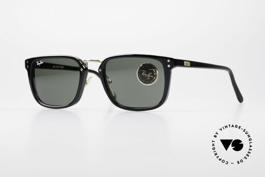 Ray Ban Traditionals Premier E Classic Vintage Shades Details