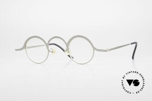 Theo Belgium Jeu Avant-Garde Vintage Specs Details