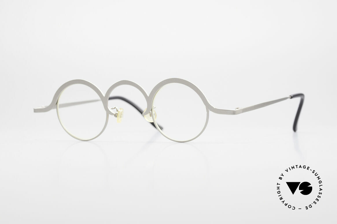 Theo Belgium Jeu Avant-Garde Vintage Specs, Theo Belgium = the most self-willed brand in the world, Made for Men and Women