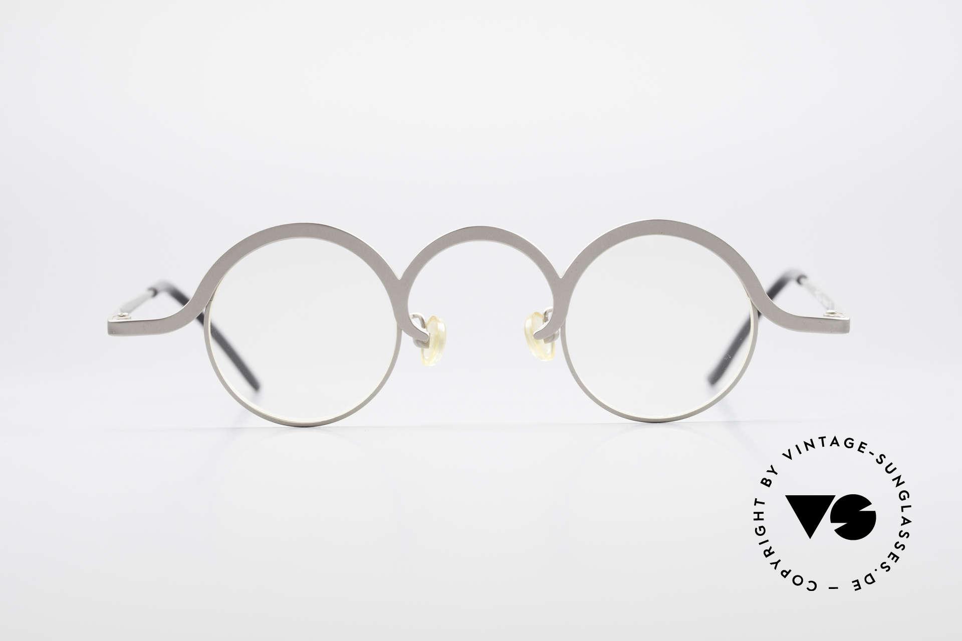 7d29b5601f9 Glasses Theo Belgium Jeu Avant-Garde Vintage Specs