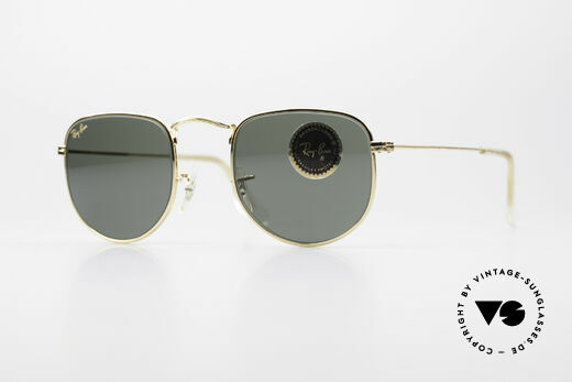 Ray Ban Classic Style II Classic Sunglasses B&L USA Details