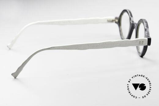 Theo Belgium Eye-Witness BD30 Avant-Garde Vintage Glasses, so to speak: vintage eyeglasses with representativeness, Made for Men and Women