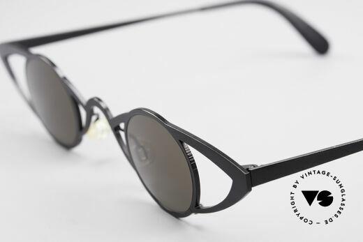 Theo Belgium Saturnus Round Designer Sunglasses