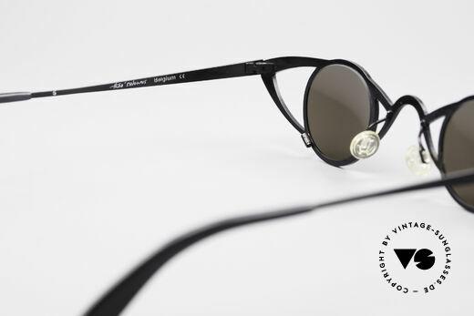 Theo Belgium Saturnus Round Designer Sunglasses, so to speak: vintage sunglasses with representativeness, Made for Women