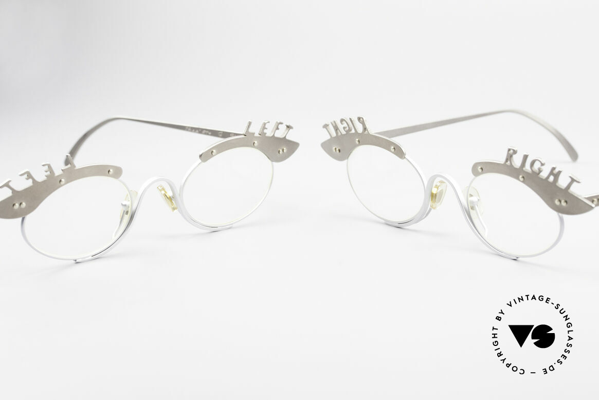 Theo Belgium Pro6 & Pro7 Two Glasses Left and Right