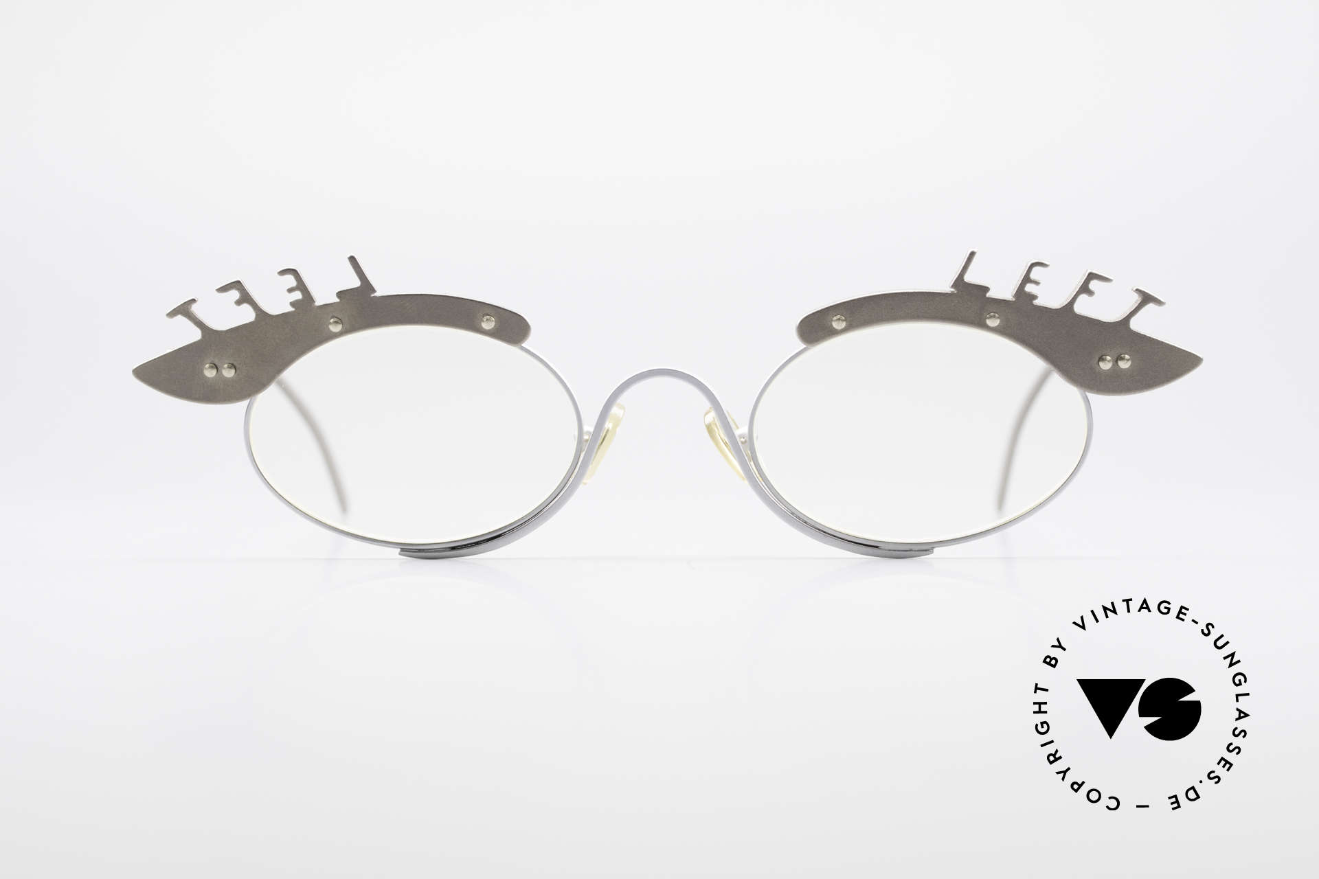 "Theo Belgium Pro6 & Pro7 Two Glasses Left and Right, the offer includes BOTH models: ""LEFT"" and ""RIGHT"", Made for Women"