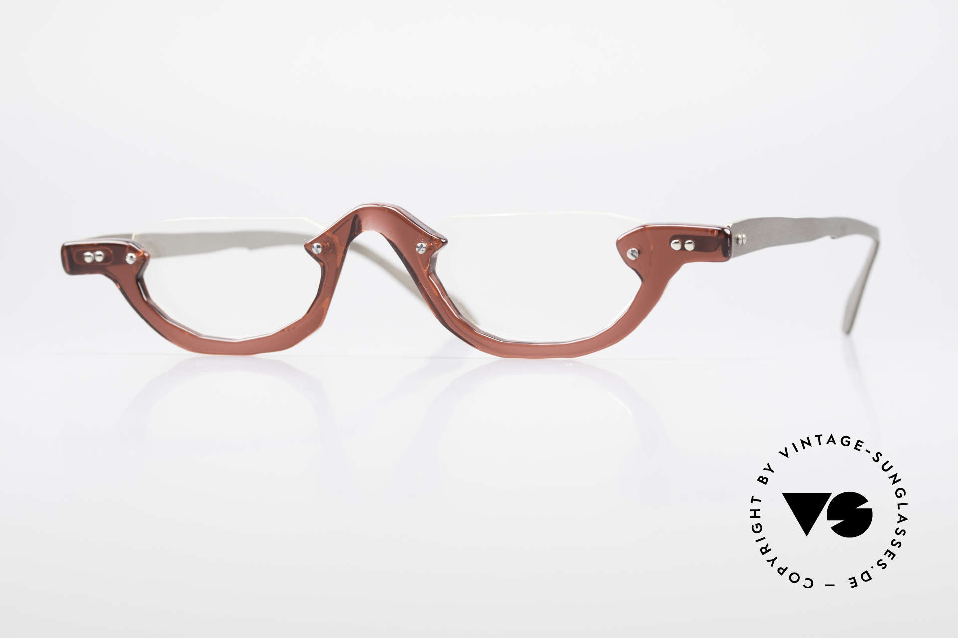 Theo Belgium Eye-Witness AE27 Crazy Reading Eyeglasses, Theo Belgium: the most self-willed brand in the world, Made for Men and Women