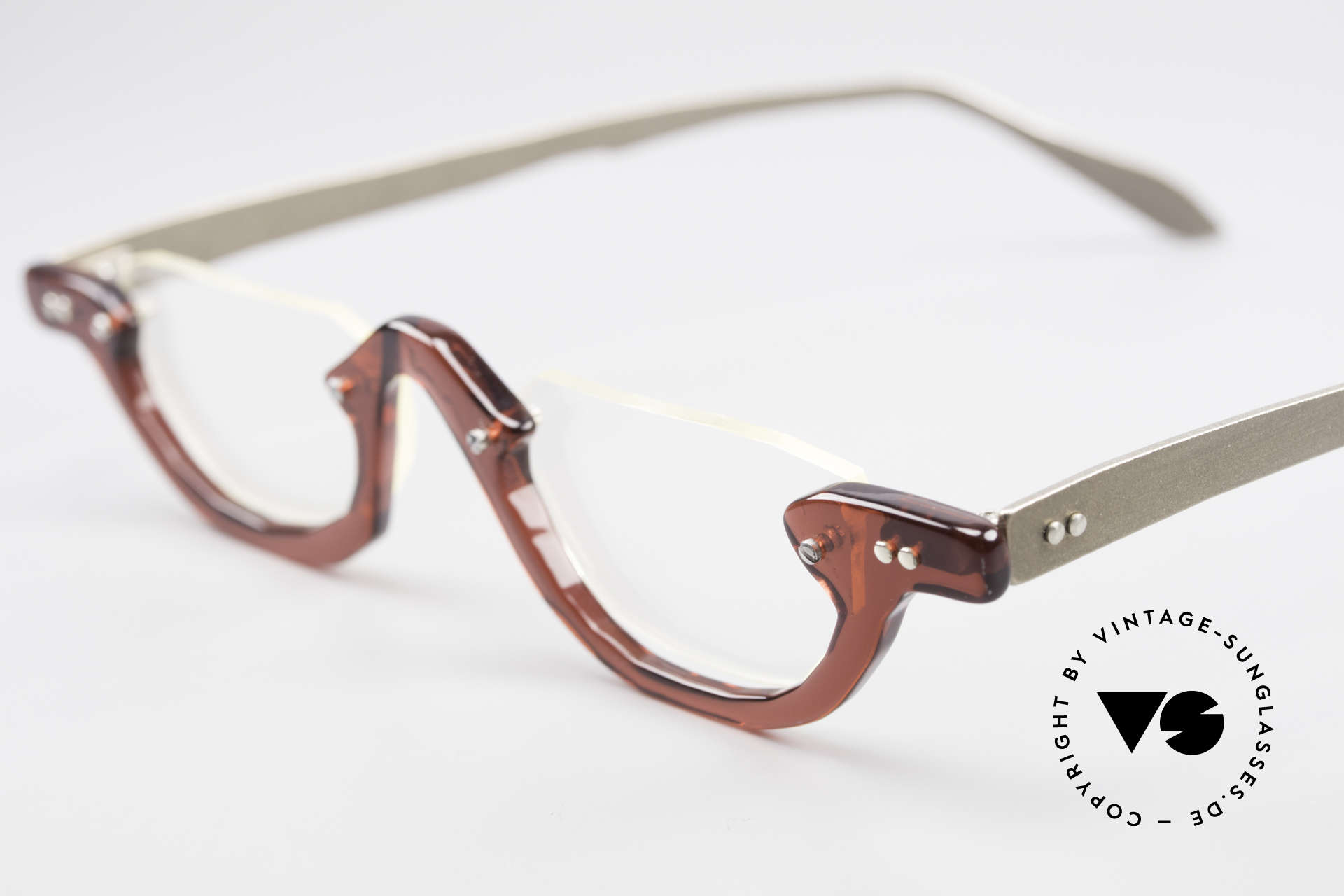 Theo Belgium Eye-Witness AE27 Crazy Reading Eyeglasses, the fancy 'Eye-Witness' series was launched in May '95, Made for Men and Women