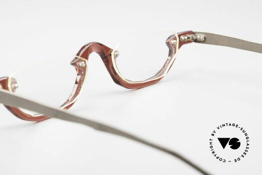 Theo Belgium Eye-Witness AE27 Crazy Reading Eyeglasses