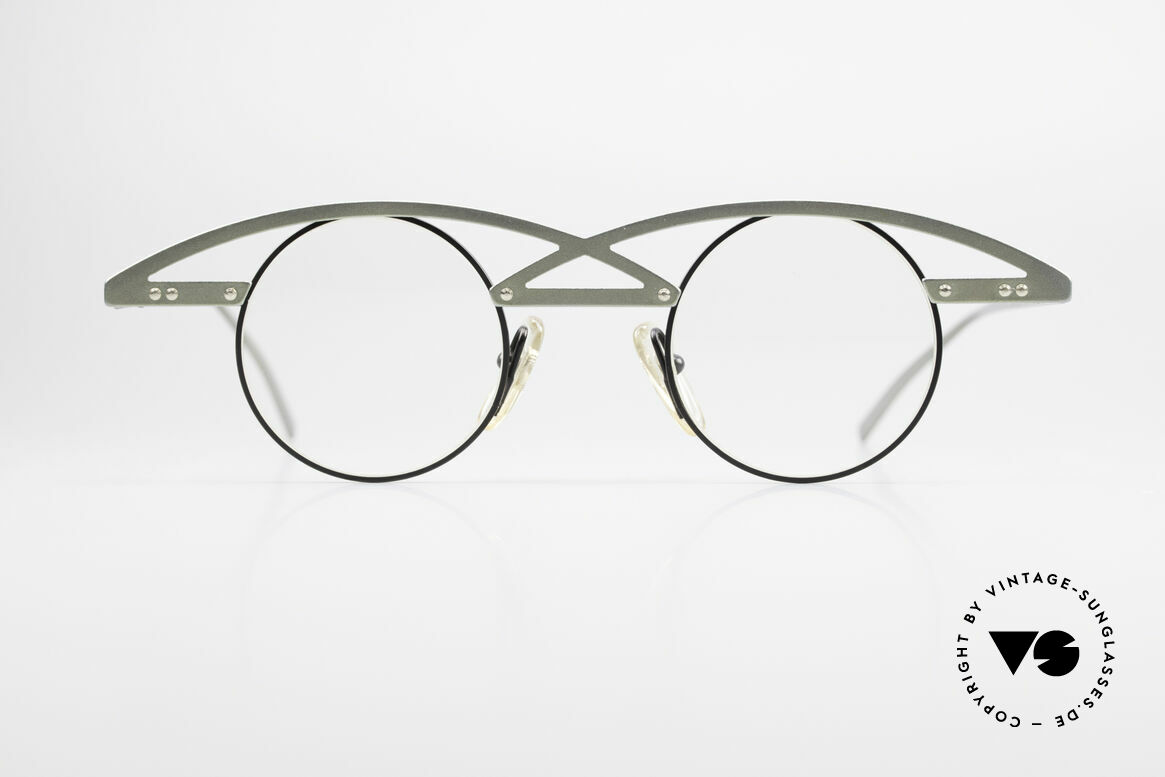 Theo Belgium Centder 7 Avantgarde Vintage Frame, Theo Belgium: the most self-willed brand in the world, Made for Men and Women