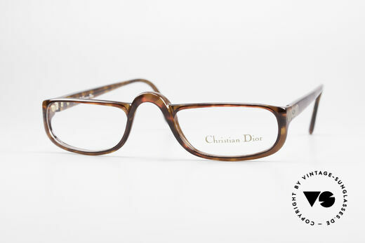 0323405c0bc12 Christian Dior 2075 Reading Eyeglasses Optyl Details