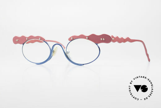 Theo Belgium These Crazy Vintage Eyeglasses Details