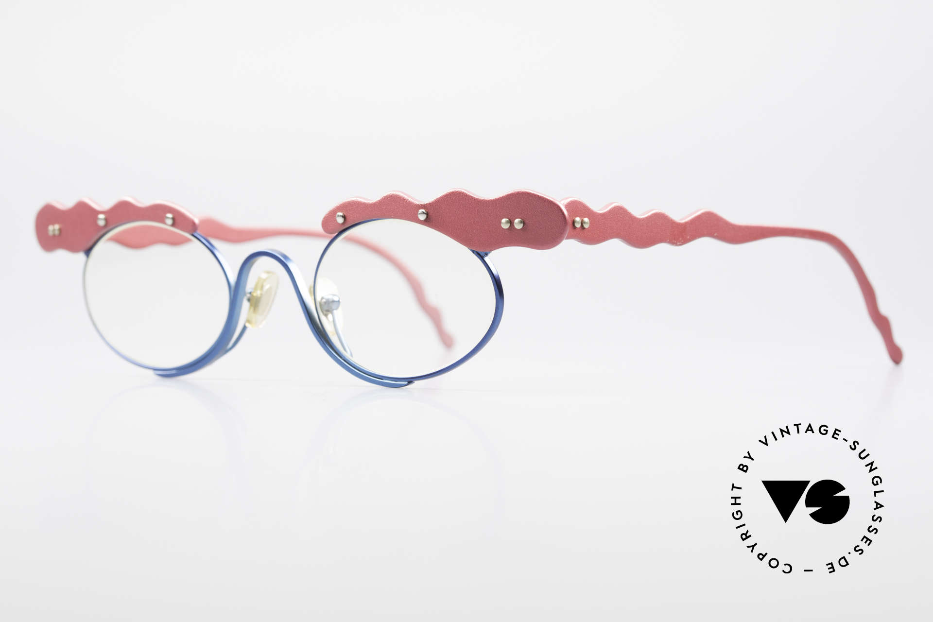 Theo Belgium These Crazy Vintage Eyeglasses, made for the avant-garde, individualists & trend-setters, Made for Women