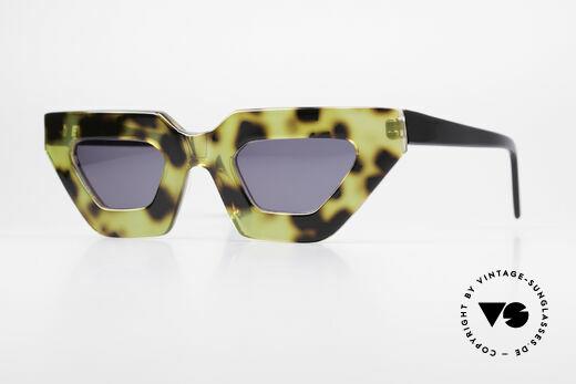 W Proksch EVOS Y1 Insider Vintage Sunglasses Details