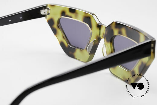 W Proksch EVOS Y1 Insider Vintage Sunglasses