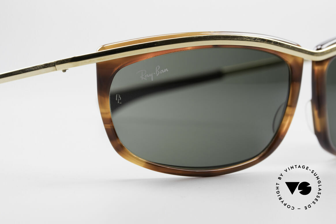 Ray Ban Olympian I Sporty USA B&L Sunglasses, old Ray-Ban B&L USA Original; NO RETRO glasses, Made for Men