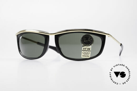 Ray Ban Olympian I Sporty B&L USA Sunglasses Details