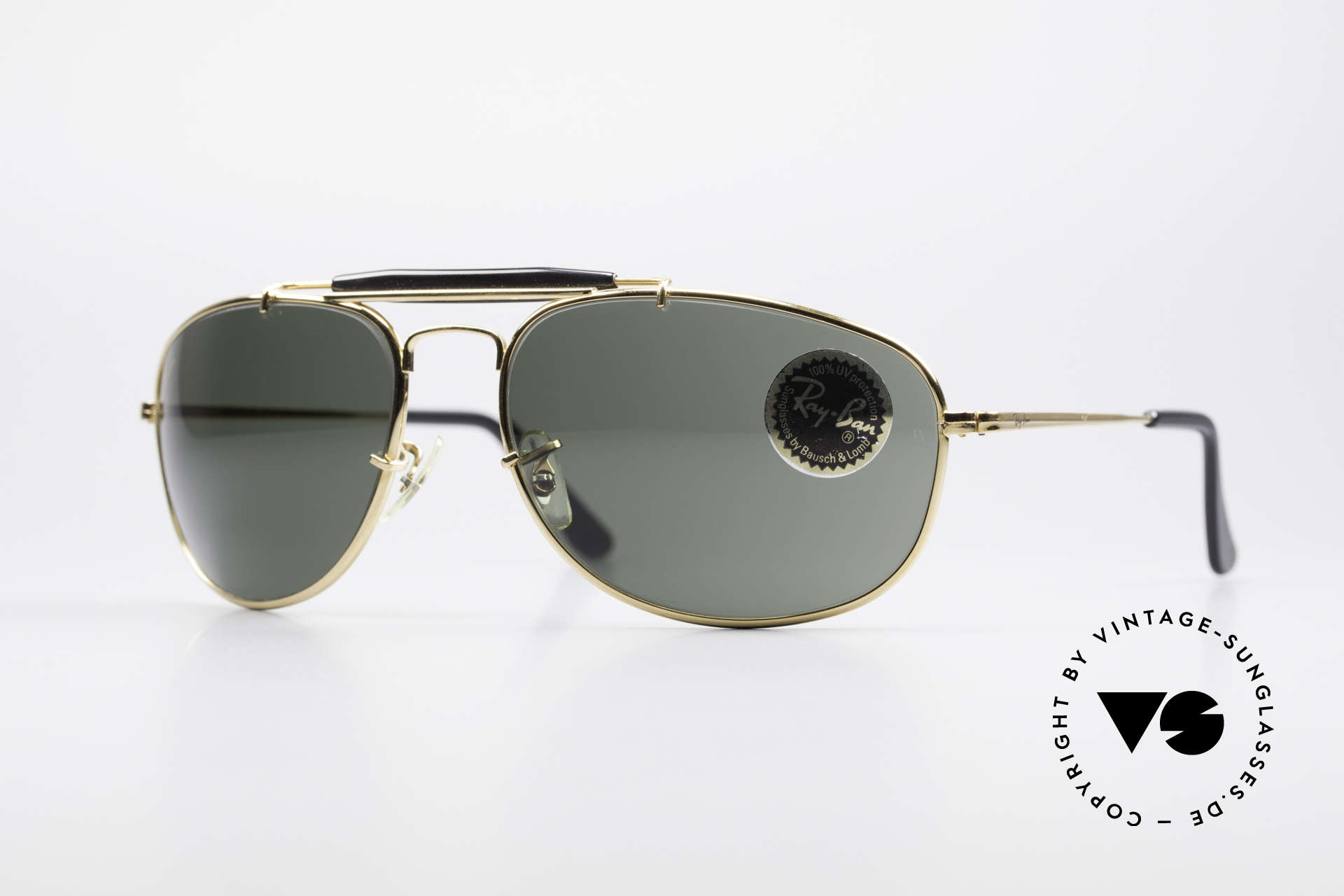 Ray Ban Sport Metal 1992 Rare Olympic Series B&L USA, rare vintage RAY-BAN sunglasses OLYMPIC GAMES 1992, Made for Men