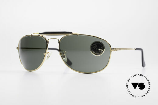 Ray Ban Sport Metal 1992 Rare Olympic Series B&L USA Details