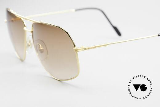 Ferrari F41 80's Vintage Sunglasses Men